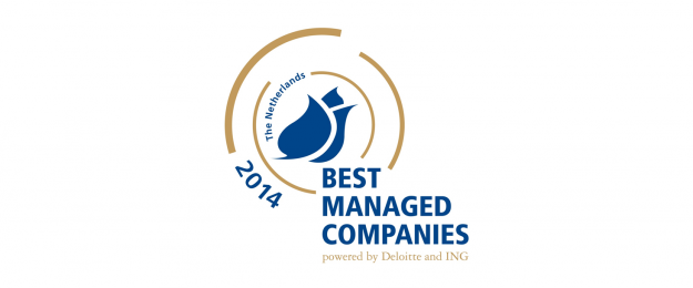 Van Eerd bekroond tot Best Managed Company 2014