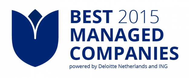 Van Eerd bekroond tot Best Managed Company 2015