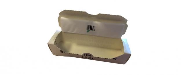 Innovatie: Bijsluiters vooraf in doosjes geplakt