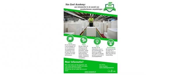 Van Eerd Academy: een introductie in de wereld van vouwkartonnen verpakkingen