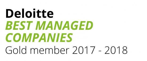 Van Eerd benoemd tot Best Managed Company 2017-2018